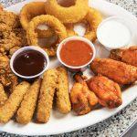 5 & Diner Combo Platter